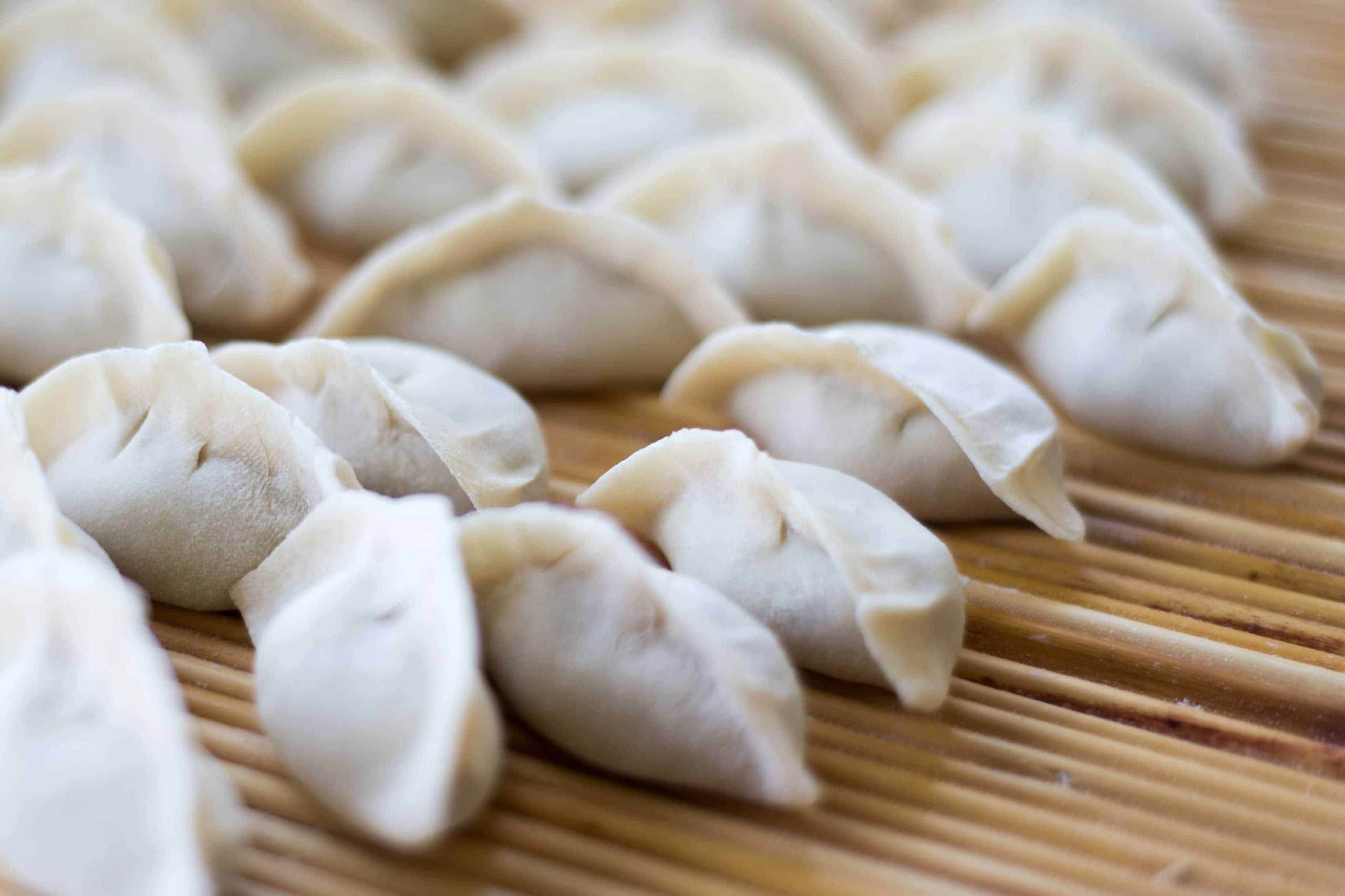 The Story of Potstickers