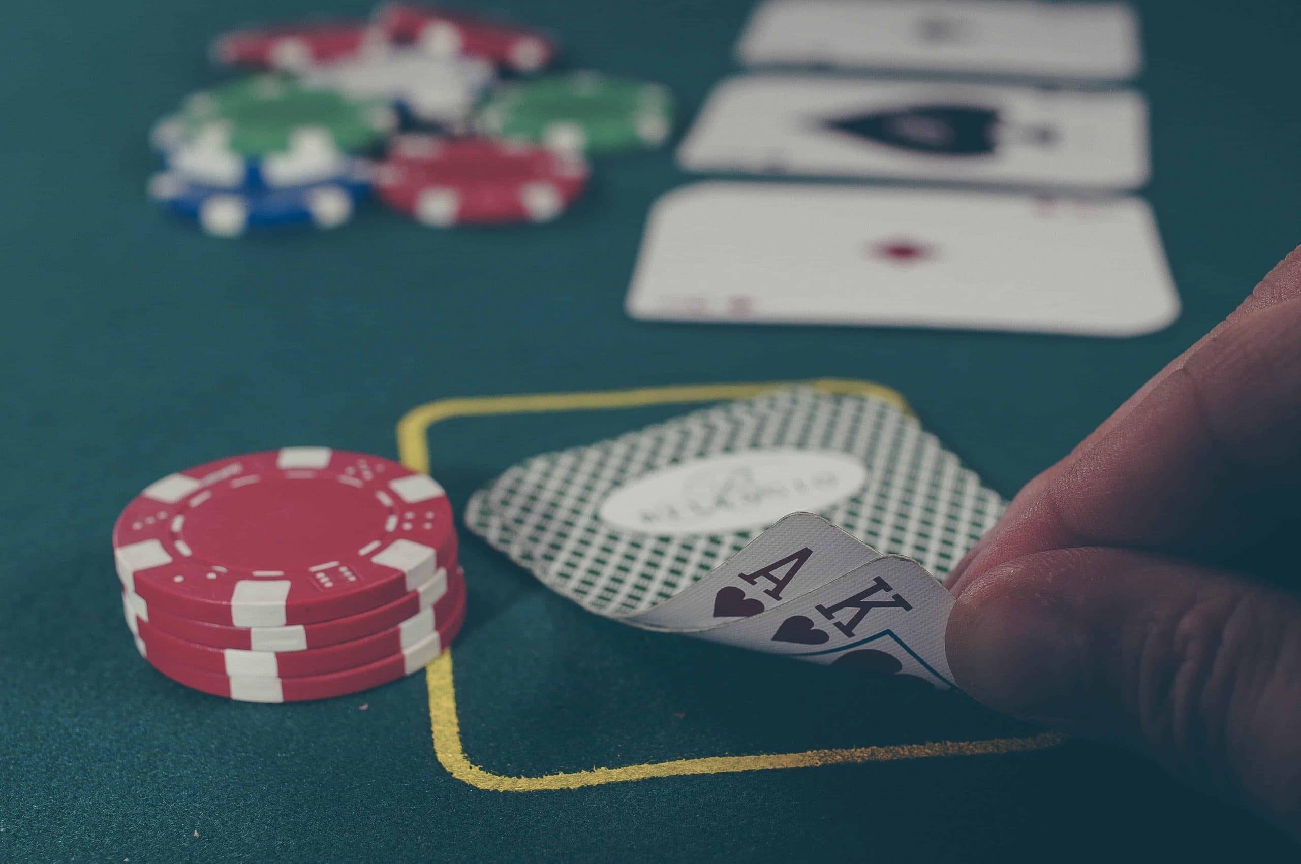 The Story of Gambling
