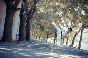 The Story of Kung Fu Fighting